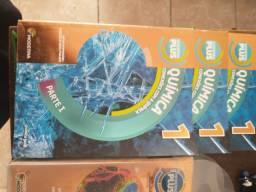 Livro Moderna Plus Química 1 R$50,00