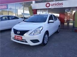 Nissan Versa 1.6 2019
