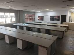 Mesa de Escritório - Conjunto 10 mesas Excelente qualidade