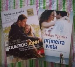 Livros - Querido John & À primeira vista