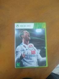 Fifa 18 para Xbox 360
