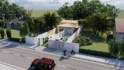 Em Unamar Linda casa R$85.000,00 Com piscina !
