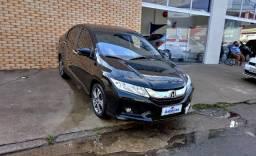 Honda City EX 2015 Completo com câmbio CVT