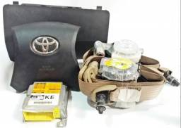 Kit Airbag Toyota Hilux Sw4 2014 2015