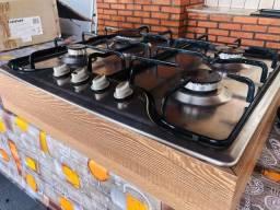 Título do anúncio: Cooktop à gás no MDF, lindo!