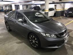 Título do anúncio: Honda Civic LXR 2.0 AT 2016 com multimídia