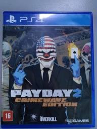 JOGO PAYDAY 2 CRIMEWAVE EDITION PS4