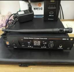 Monitor de palco sem fio STANER