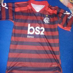Título do anúncio: Camisa do Flamengo P.