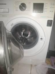 Título do anúncio: vendo maquina lavar  samsung