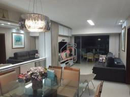Apartamento com 2 dormitórios à venda, 130 m², R$ 750.000 na Glória, Macaé/RJ