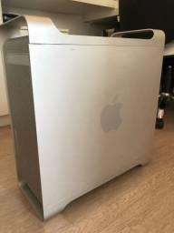 Gabinete Apple adaptado para pc