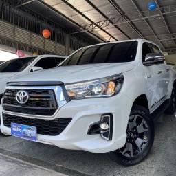 Título do anúncio: Toyota Hilux Cabine Dupla Hilux 2.8 SRX 4x4 (Aut) 2020