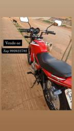 Moto fan 150, ano 2008