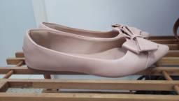 Sapato Scarpin Rosa Tam. 36 - Usado 1x