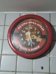 Título do anúncio: Relógio de parede divertido