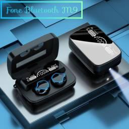 Título do anúncio: Fone Bluetooth M9 a prova d'água