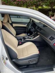 Título do anúncio: Lexus CT200h híbrido 14-15 Pérola com teto