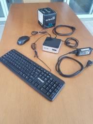 Mini Pc Intel Nuc I5 4250u 4gb Ssd 120gb Wifi+bt W10 Office