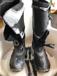 Título do anúncio: Barbada 01 Par de Botas para trilha motocross quadriciclo