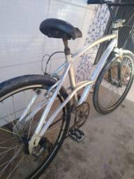 Bike de alumínio aro 26 Grande