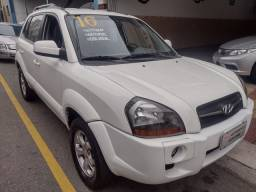 Hyundai Tucson Gls 2.0 2016 Branca Flex