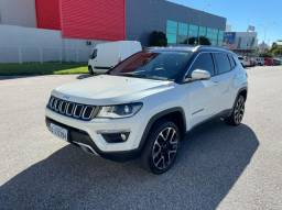 Jeep Compass Limited 4x4 Diesel 2019 Baixa km.