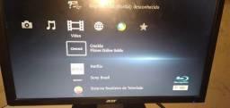 V-blu-ray fuionar tudo bons para TV quer não são SMART TV barato
