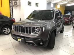 Título do anúncio: Jeep Renegade Limited 1.8 Flex 2020. Apenas 17.500 km