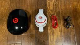 Título do anúncio: Fone de ouvido Beats Studio 2 + Case + Caixa + Cabos - Pouco Usados