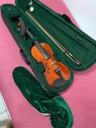 Título do anúncio: Violino Michael 4/4