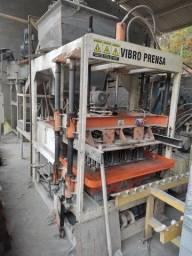 Título do anúncio: Máquina hidráulica de bloco
