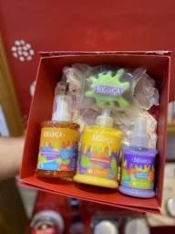 Kit Infantil de Beleza Bagunça
