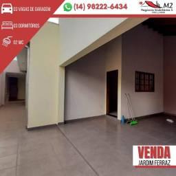 Título do anúncio: Casa para venda tem 168 metros quadrados com 3 quartos em Jardim Ferraz - Bauru - SP