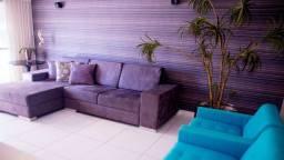 Apartamento 3 quartos Mobiliado na 1ª quadra da praia de Ponta Verde