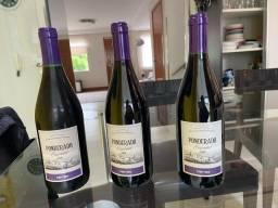 Título do anúncio: Lote 3 vinhos Pinot Noir