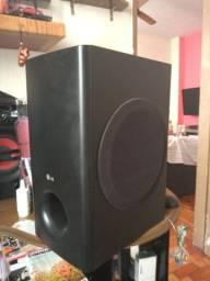 Caixa de Som Lg potente e Acústica