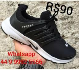 Tênis Nike Presto (Entrega em Campo Mourão é Grátis)))