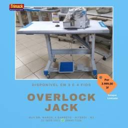 Overlock Jack 3 fios Direct Drive E3