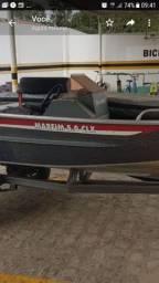 Marfim clx 5mt levfot usado à venda só o barco