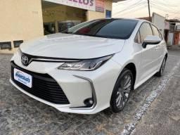 Título do anúncio: Toyota Corolla Xei 2021   Único Dono   Extra   Super Novo!!!!