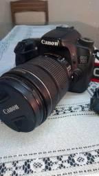 Título do anúncio: Canon 70D