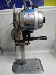 """Máquina para Cortar Tecido 8"""" 220v"""