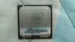 Título do anúncio: Processador Intel Core 2 Duo e4600