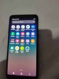 Título do anúncio: Samsung Galaxy A8 2018 64GB para vender rápido 390zap *