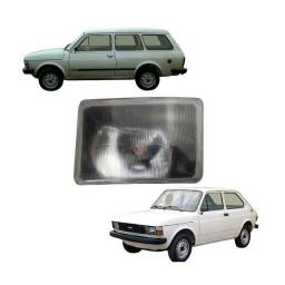 Título do anúncio: Farol Direito Fiat 147 Europa Panorama Fiorino 80 81 82