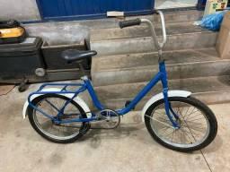 Bicicleta antiga aro 20