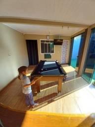 Título do anúncio: Mesa Tentação de 4 pés Tecido Preto Mod. 781UJ0EX
