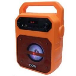 Título do anúncio: Caixa de Som sem Fio com Microfone- 90w