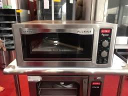 Título do anúncio: v- Novo Forno de Pizza Gpaniz (400 graus) pizza em 3 minutos